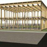 costruzione edifici in legno
